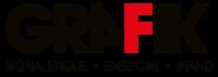 logo-grafik-imprimeur-normandie-signaletique-enseigne-stand-plv